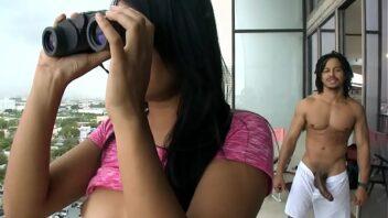 Porno brasileirinha fazendo sexo com negão