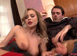 Videos de sexo a 3 com gostosa arrombada