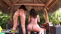 Sexy esposas nuas fazendo troca de casais