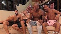 Tv sexo brasileira gostosa fodendo na orgia